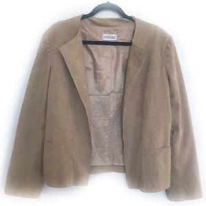 Ultra Suede Jacket